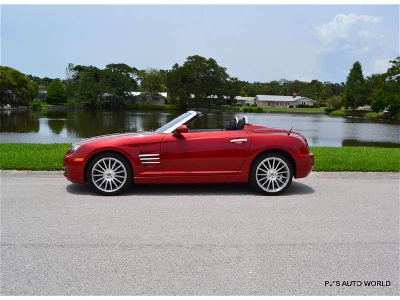 Large Picture of 2005 Chrysler Crossfire Offered by PJ's Auto World - L7XM