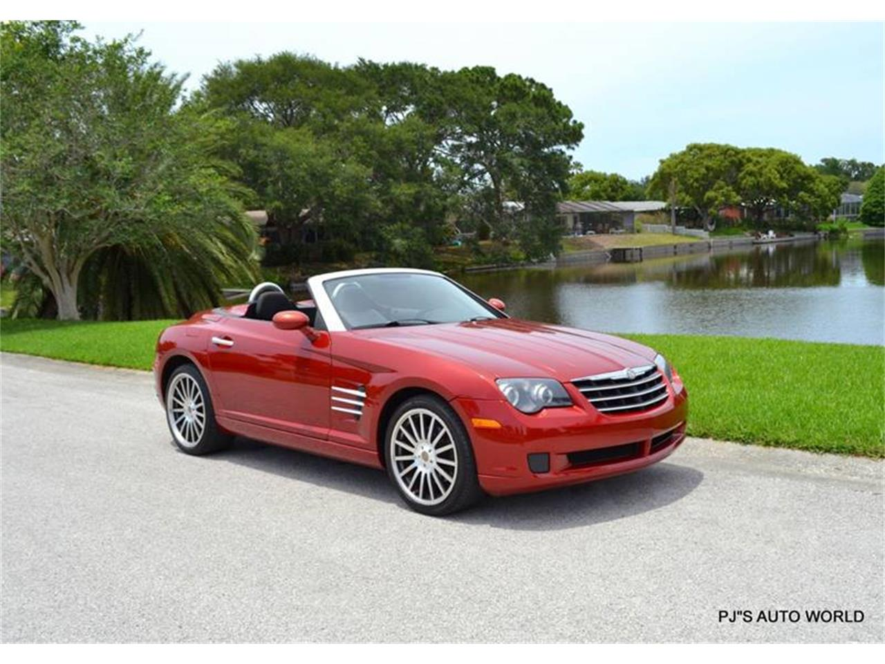 Large Picture of 2005 Crossfire located in Florida - $10,900.00 Offered by PJ's Auto World - L7XM