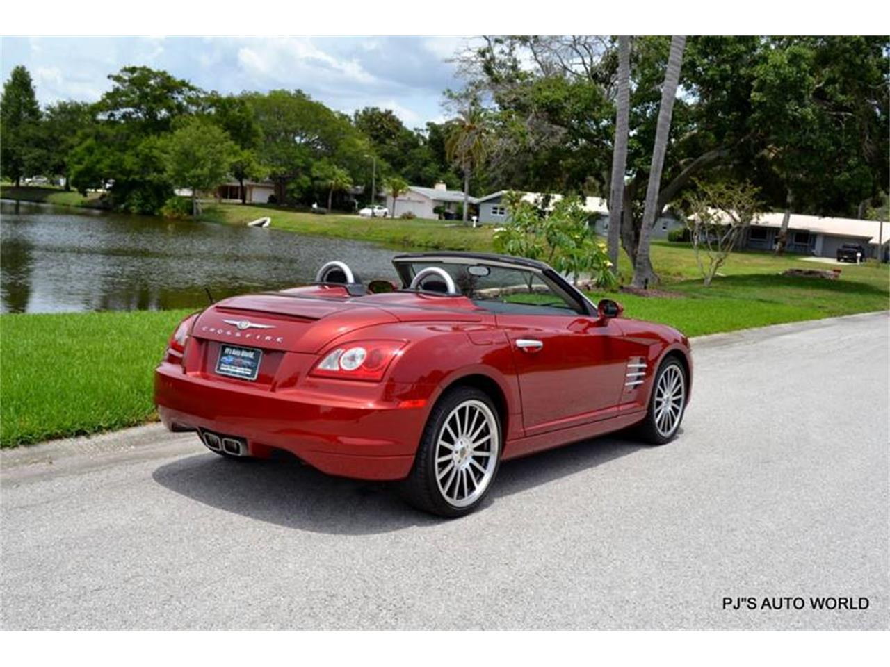 Large Picture of '05 Crossfire located in Clearwater Florida Offered by PJ's Auto World - L7XM