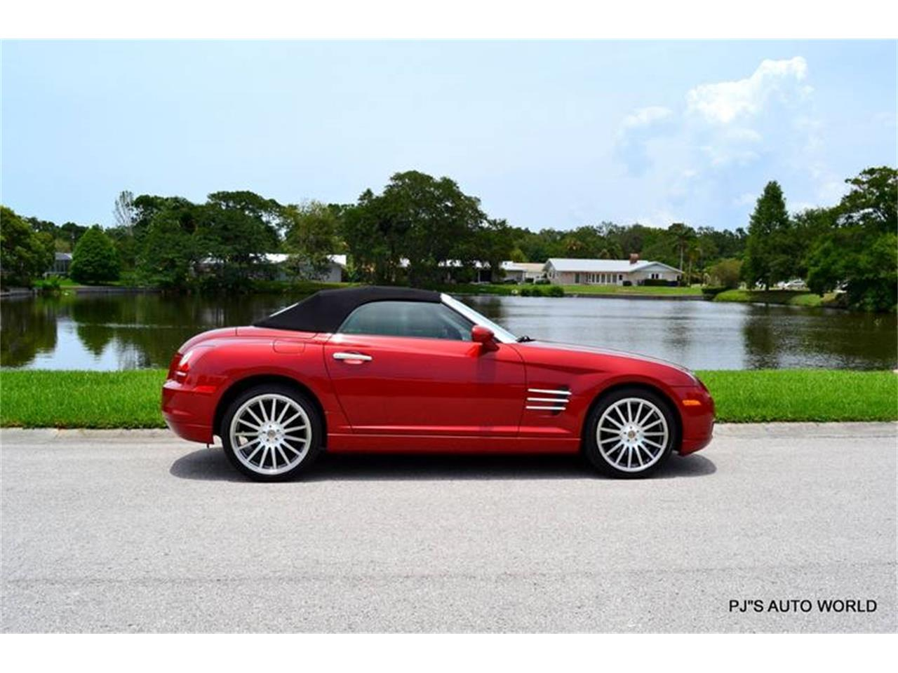 Large Picture of '05 Chrysler Crossfire Offered by PJ's Auto World - L7XM