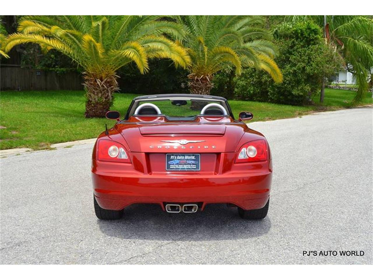 Large Picture of 2005 Crossfire located in Clearwater Florida - L7XM