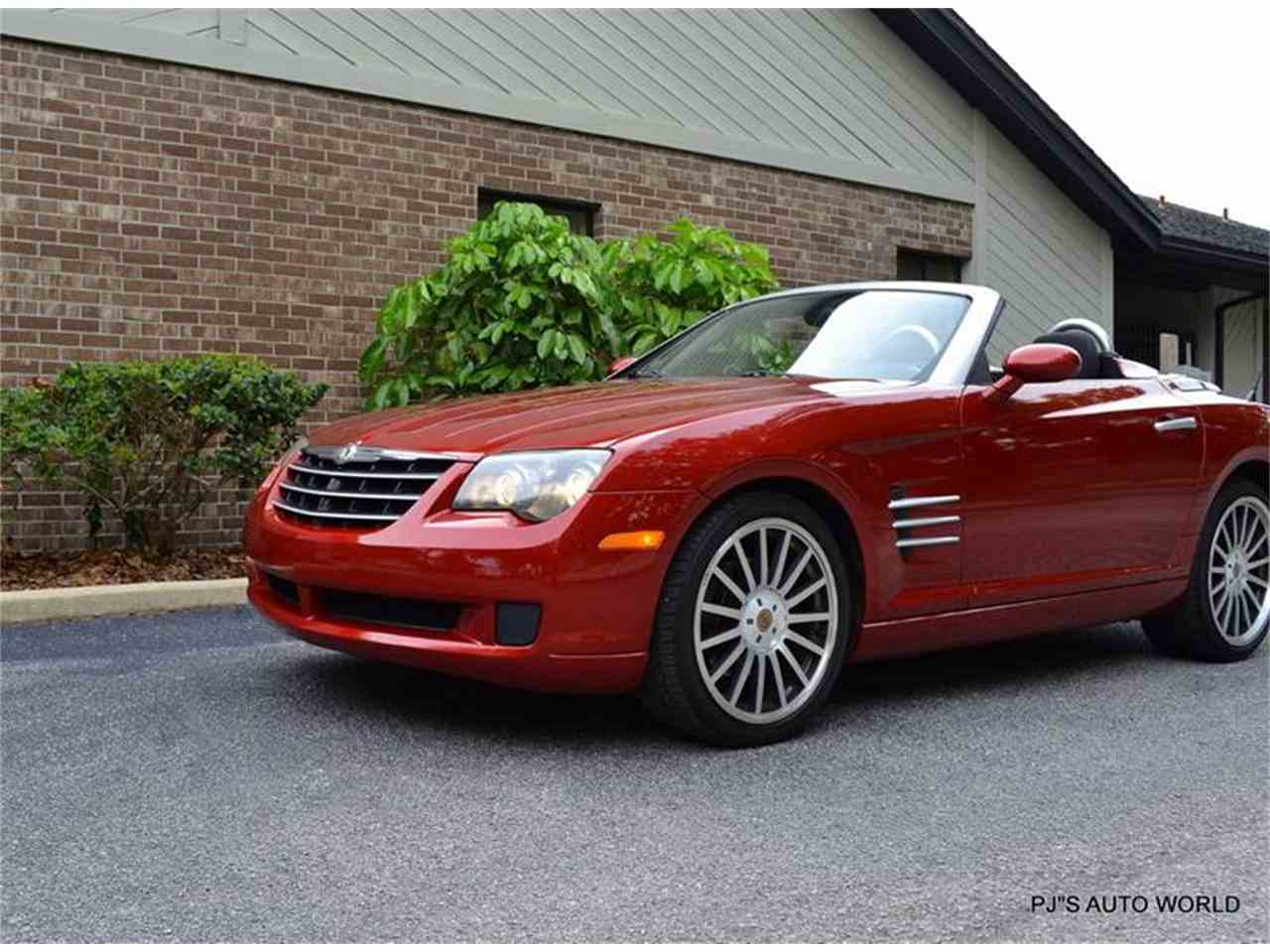 Large Picture of '05 Crossfire - L7XM