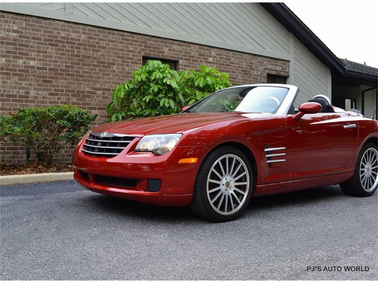 Large Picture of 2005 Chrysler Crossfire - $10,900.00 - L7XM