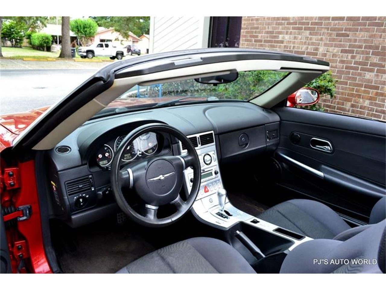 Large Picture of 2005 Chrysler Crossfire - L7XM