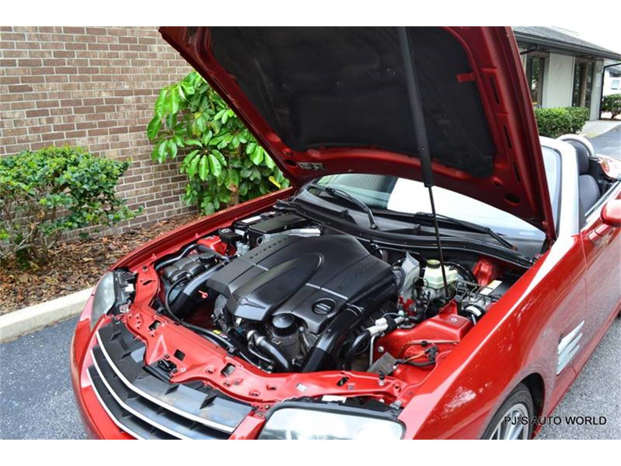 Large Picture of 2005 Chrysler Crossfire located in Clearwater Florida - L7XM