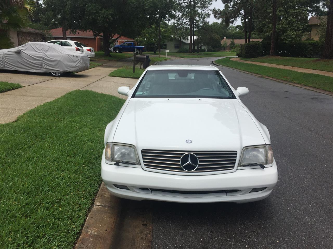 Large Picture of '01 SL500 - LCDH
