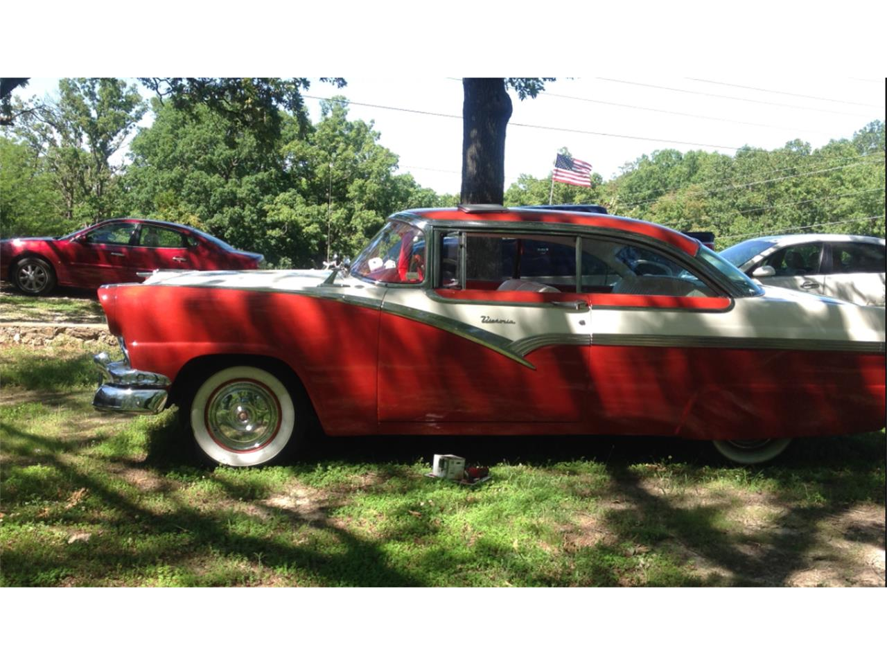 Large Picture of '56 Victoria - LCDI