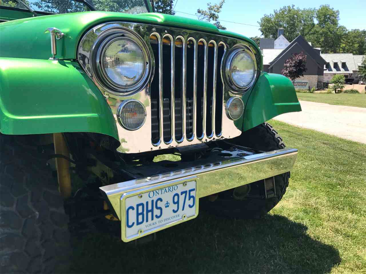 Large Picture of '78 CJ7 - LCDM