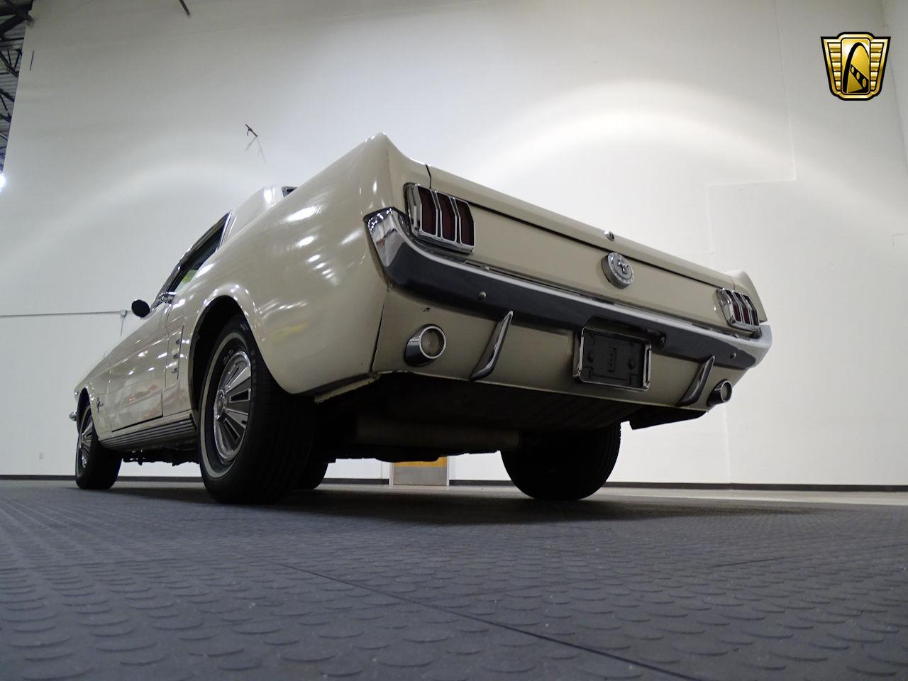 Large Picture of '66 Mustang - LCEH