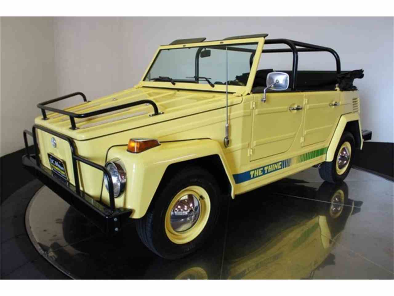 Large Picture of 1973 Volkswagen Thing - LCFB