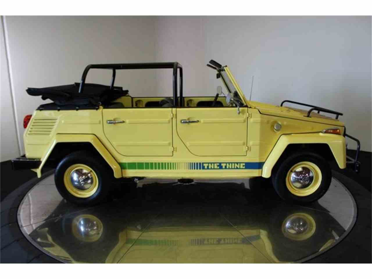 Large Picture of 1973 Volkswagen Thing - $32,900.00 - LCFB