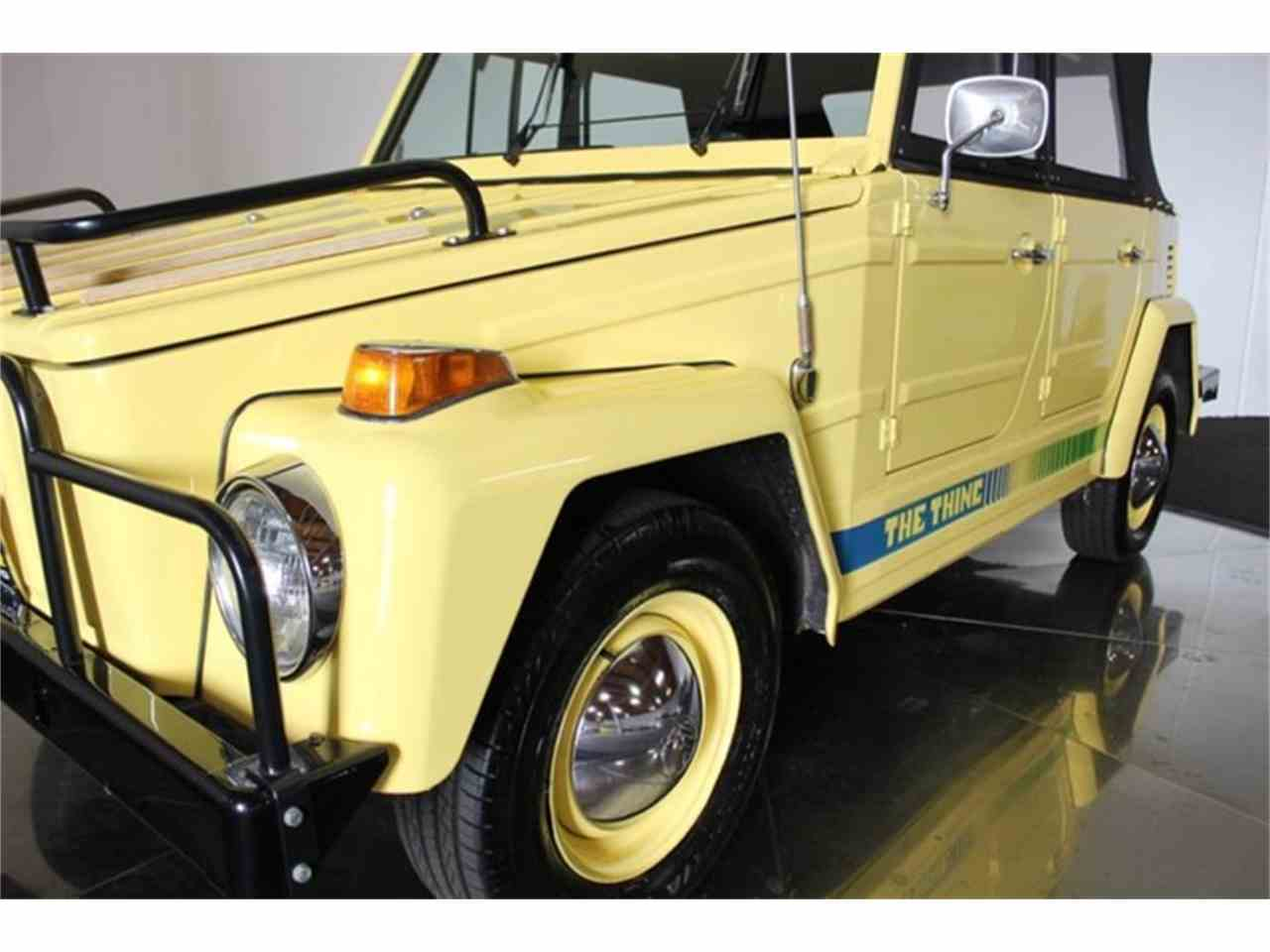 Large Picture of Classic '73 Thing located in California Offered by DC Motors - LCFB