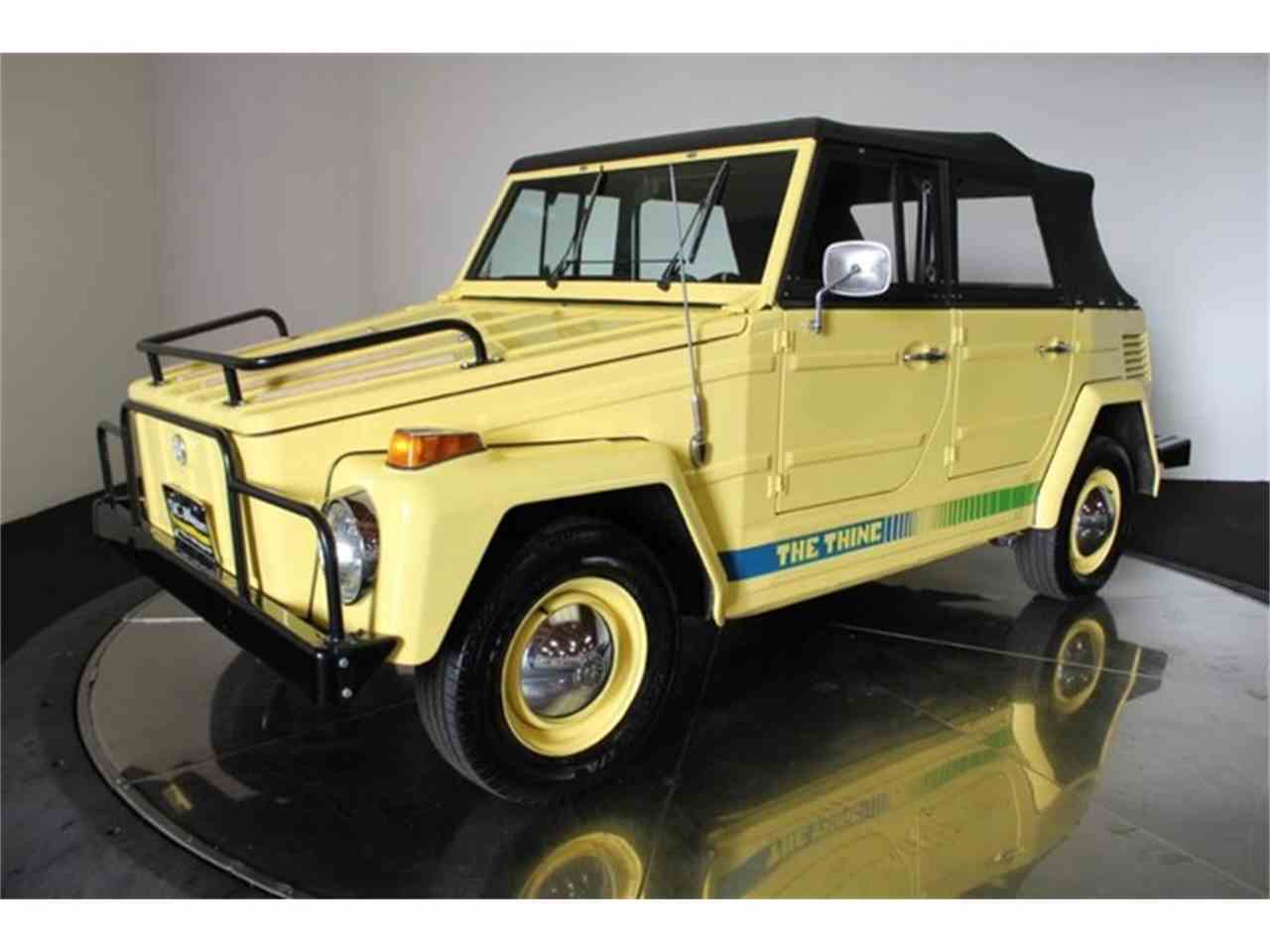 Large Picture of Classic '73 Volkswagen Thing - $32,900.00 - LCFB