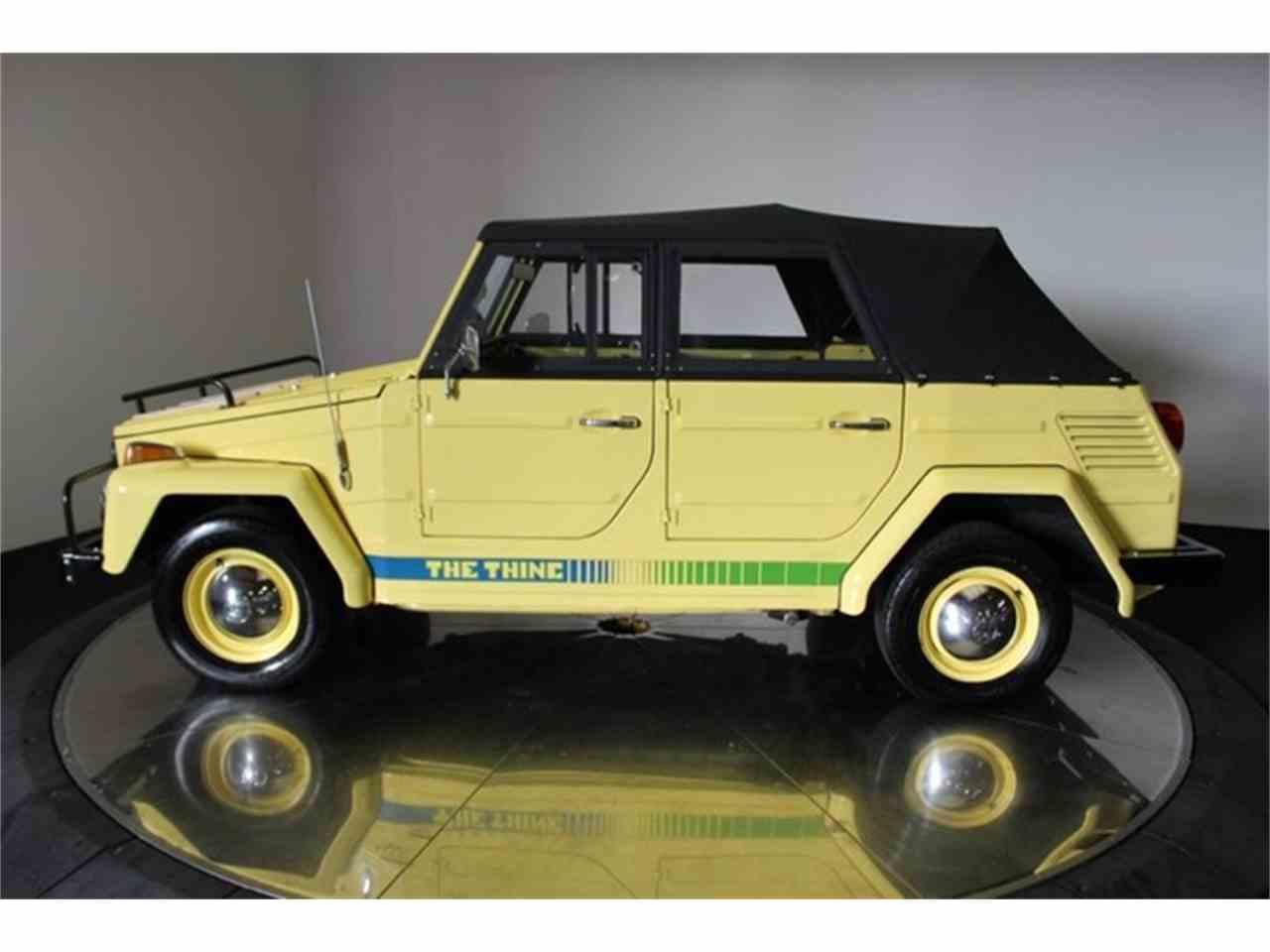 Large Picture of Classic '73 Thing located in Anaheim California Offered by DC Motors - LCFB