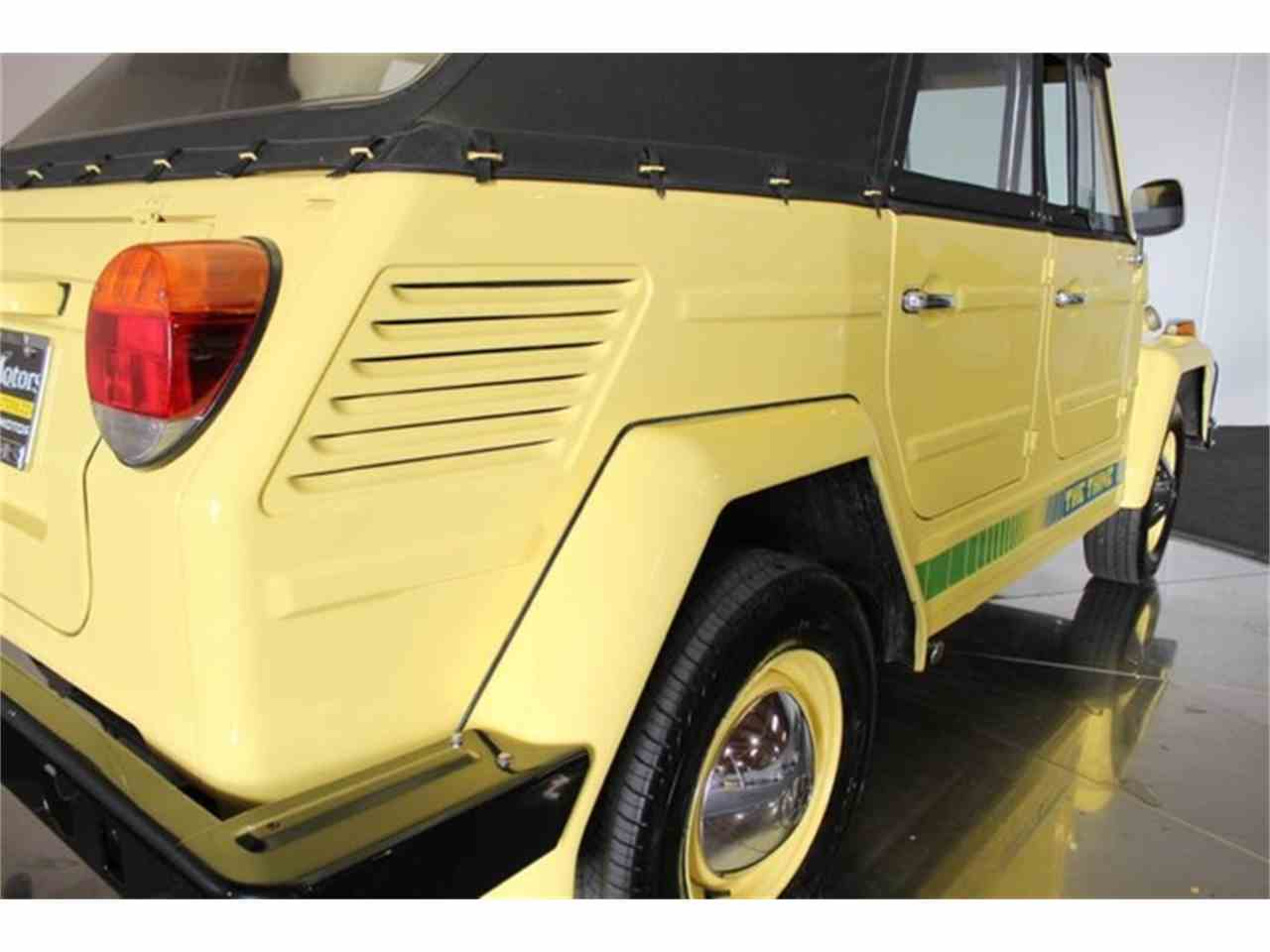 Large Picture of Classic 1973 Thing Offered by DC Motors - LCFB
