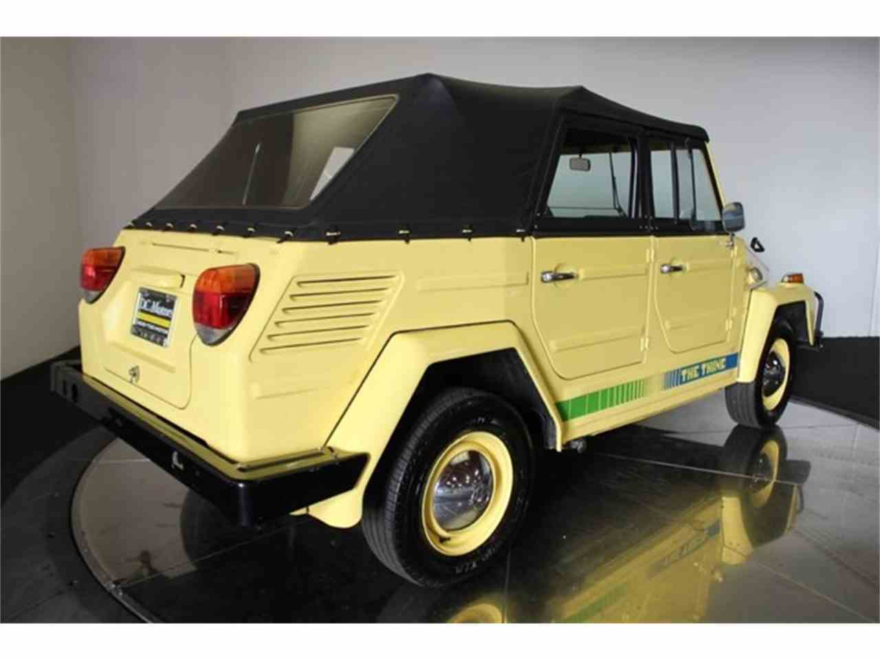 Large Picture of Classic 1973 Volkswagen Thing - $32,900.00 - LCFB