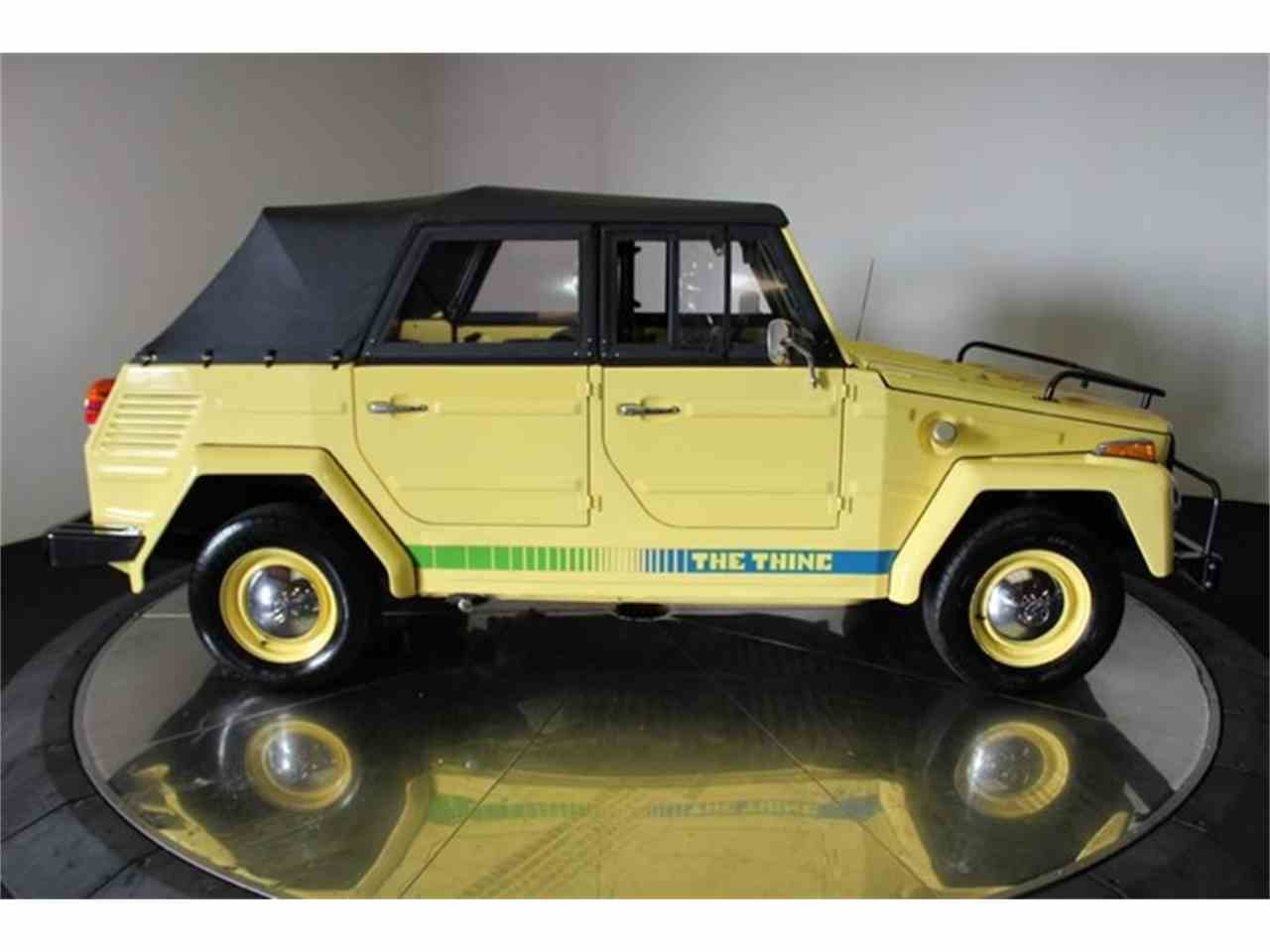 Large Picture of 1973 Volkswagen Thing - $32,900.00 Offered by DC Motors - LCFB