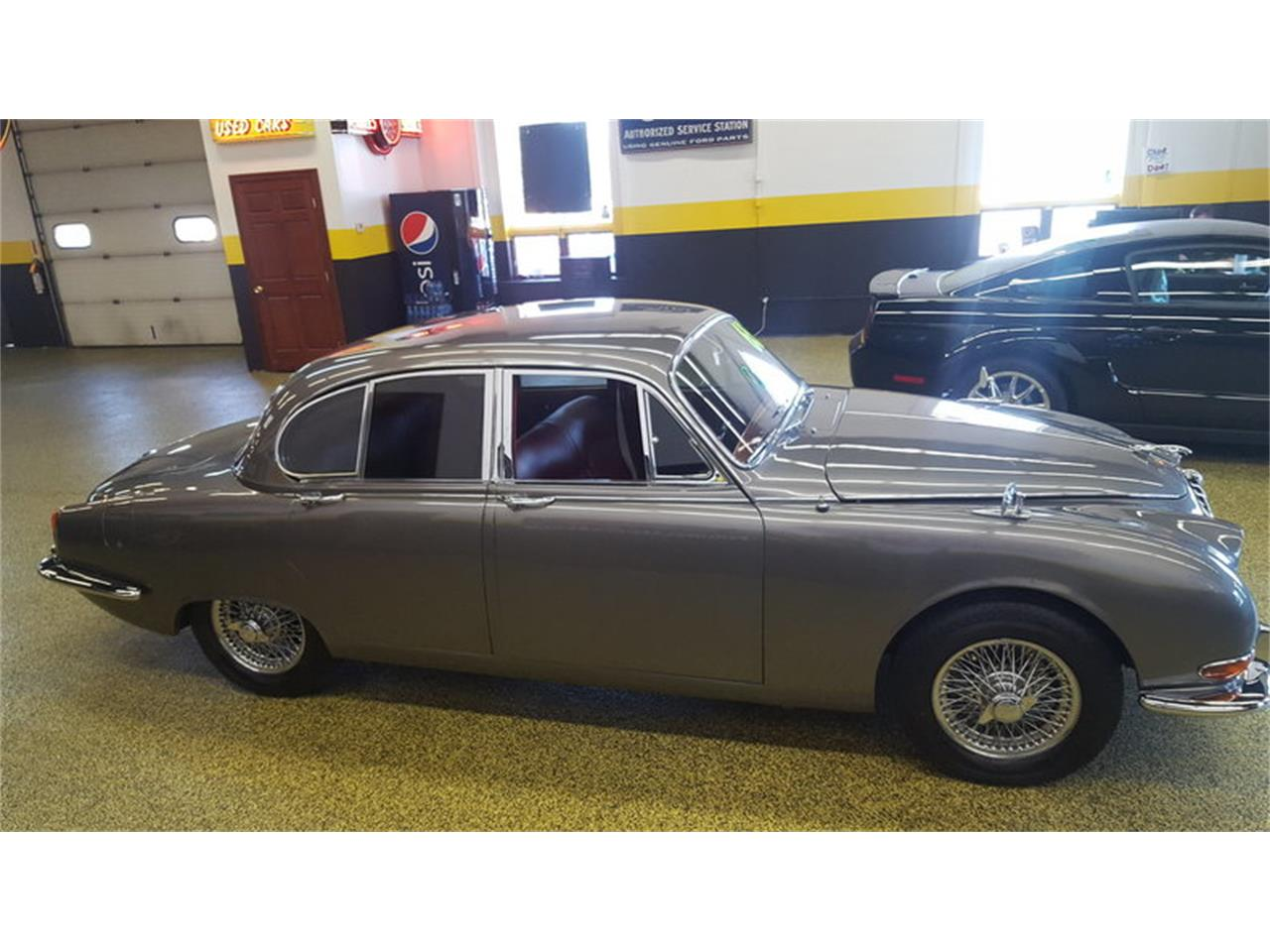 Large Picture of '65 Mark II - LCFZ