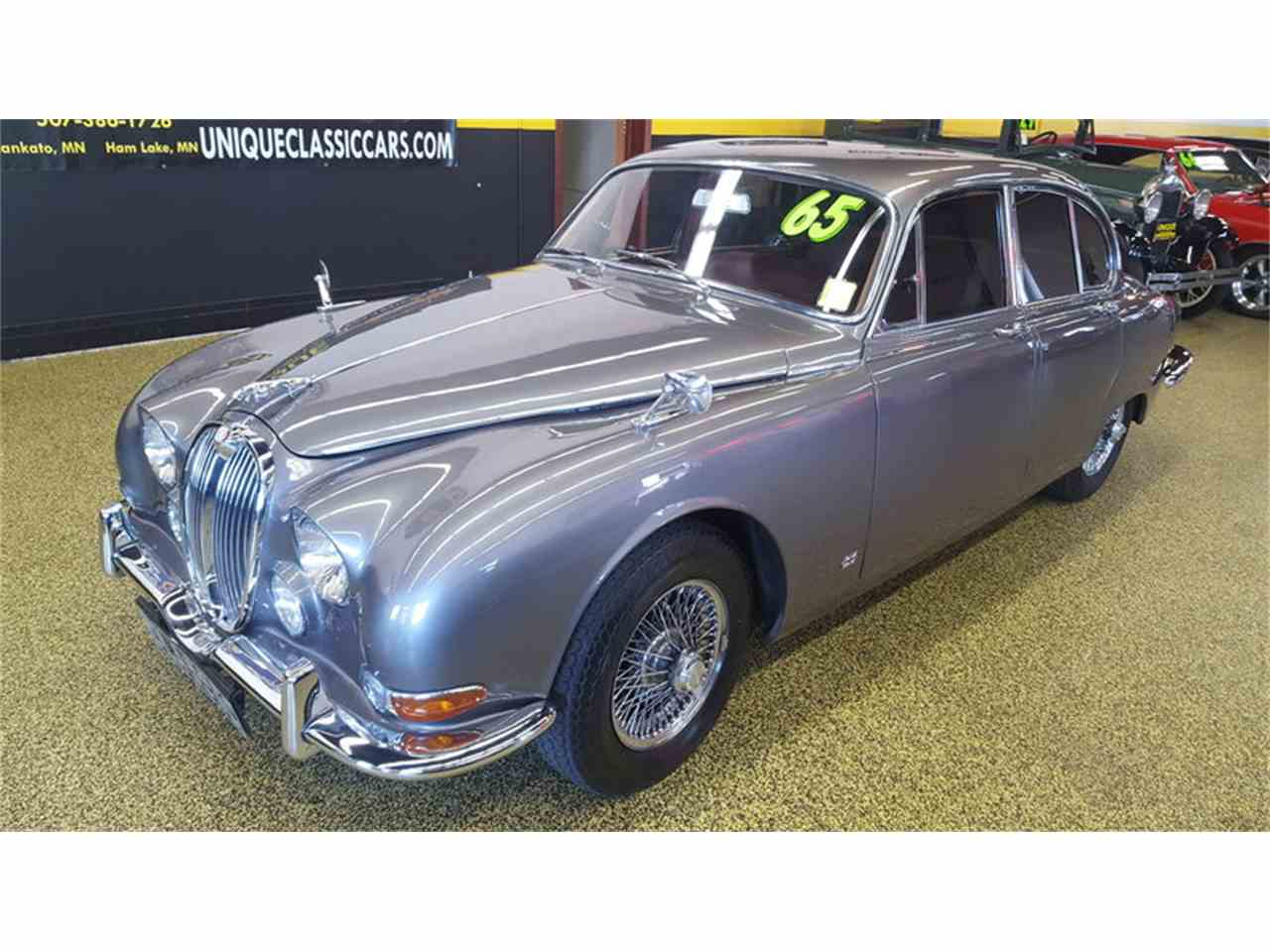 Large Picture of 1965 Jaguar Mark II Offered by Unique Specialty And Classics - LCFZ