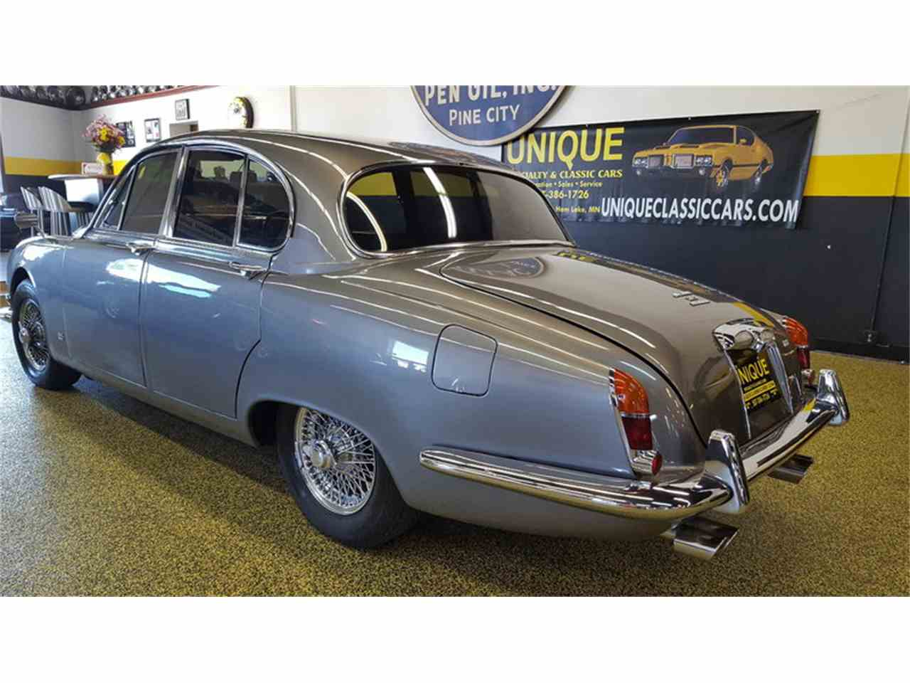 Large Picture of 1965 Jaguar Mark II - $19,900.00 Offered by Unique Specialty And Classics - LCFZ