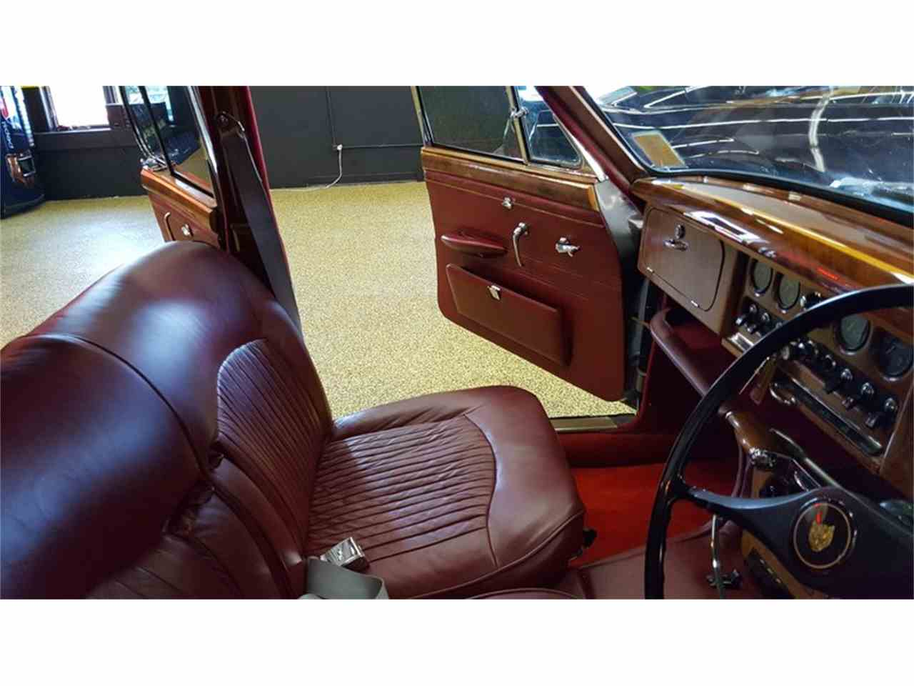 Large Picture of Classic 1965 Jaguar Mark II located in Minnesota Offered by Unique Specialty And Classics - LCFZ