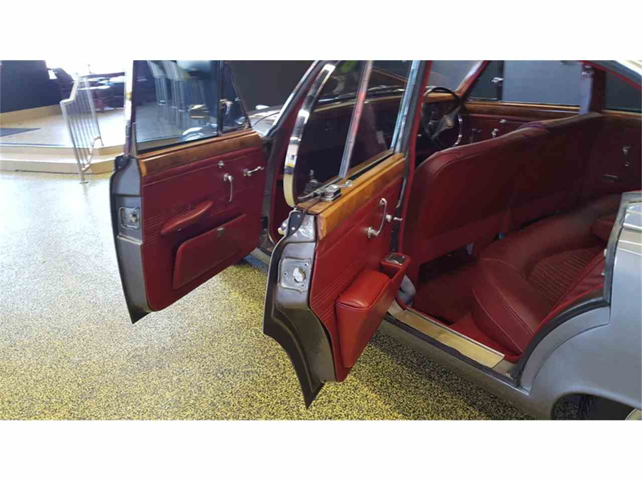 Large Picture of Classic 1965 Jaguar Mark II located in Mankato Minnesota - $19,900.00 Offered by Unique Specialty And Classics - LCFZ