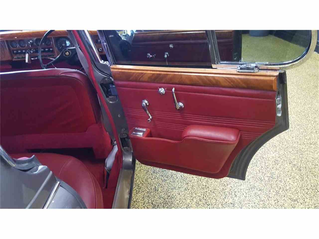 Large Picture of 1965 Jaguar Mark II located in Mankato Minnesota - $19,900.00 Offered by Unique Specialty And Classics - LCFZ
