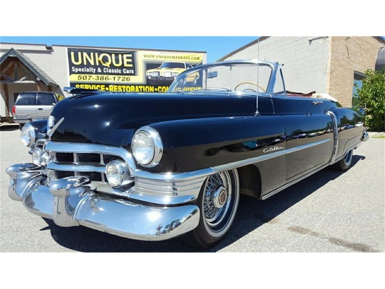 Large Picture of '50 Cadillac Series 62    Convertible - LCGB