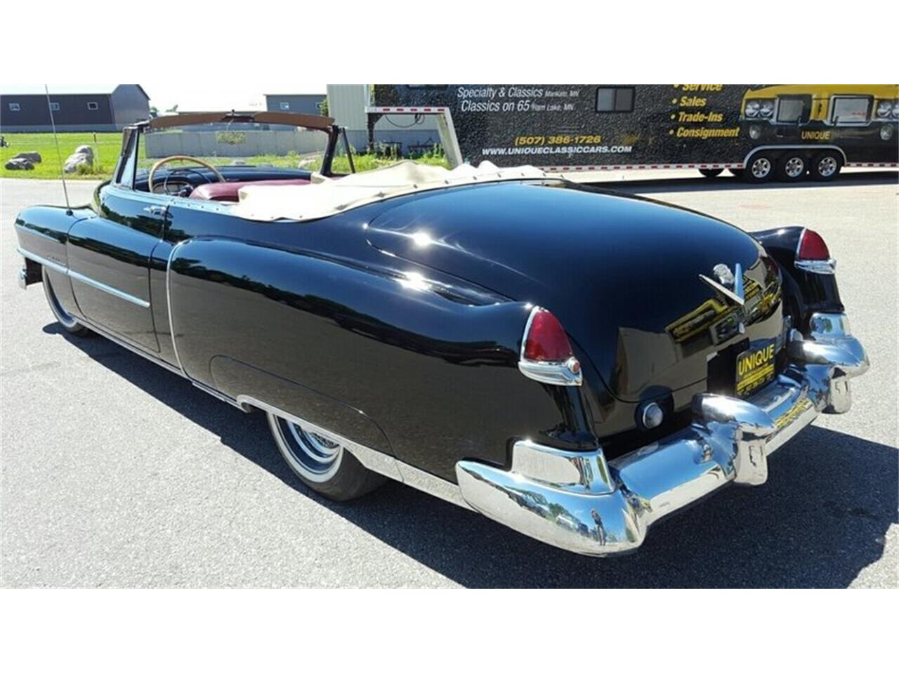 Large Picture of '50 Cadillac Series 62    Convertible - $59,900.00 Offered by Unique Specialty And Classics - LCGB