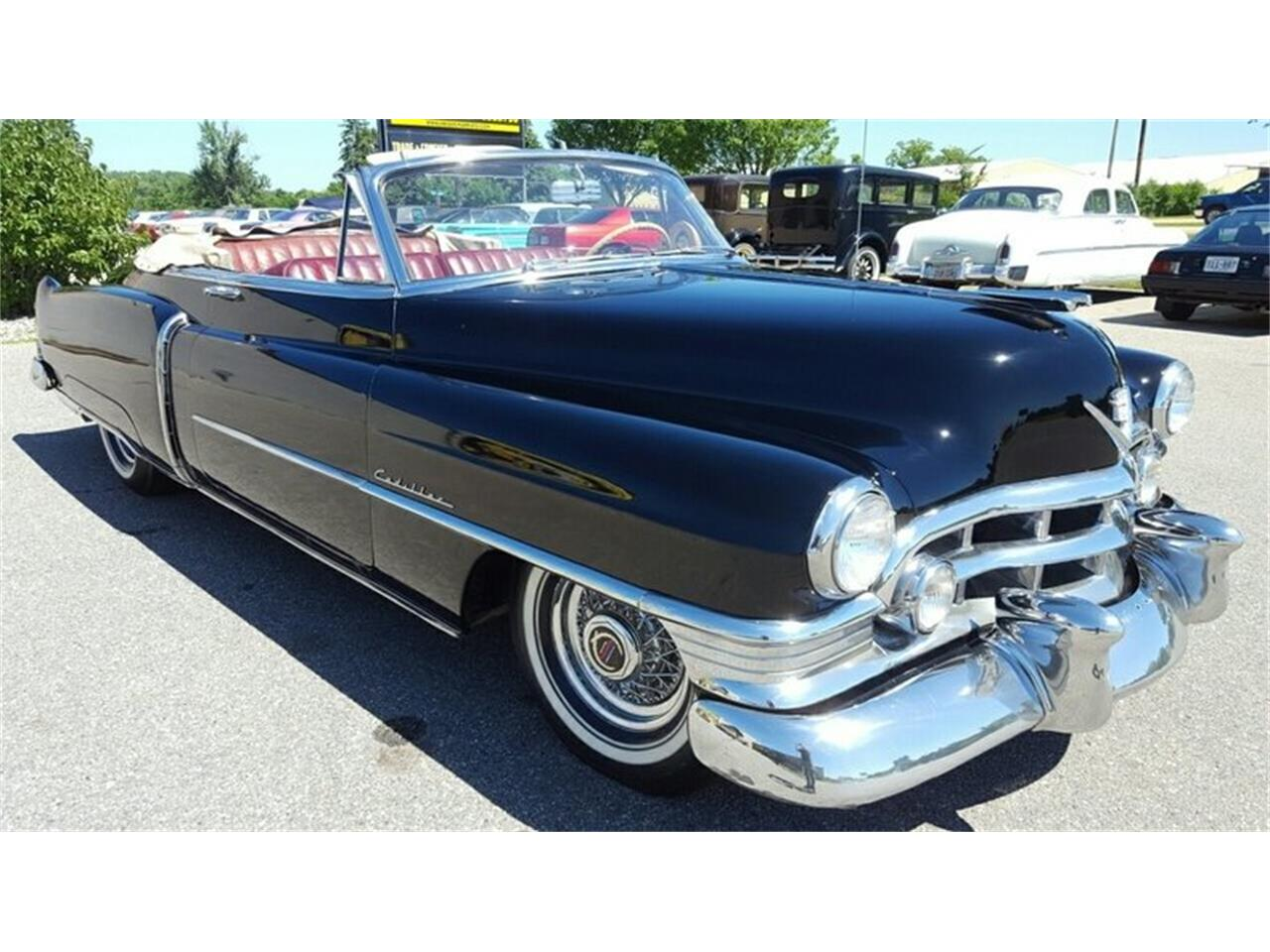 Large Picture of '50 Series 62    Convertible located in Mankato Minnesota Offered by Unique Specialty And Classics - LCGB