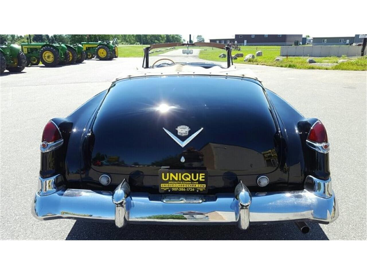 Large Picture of Classic 1950 Cadillac Series 62    Convertible - LCGB