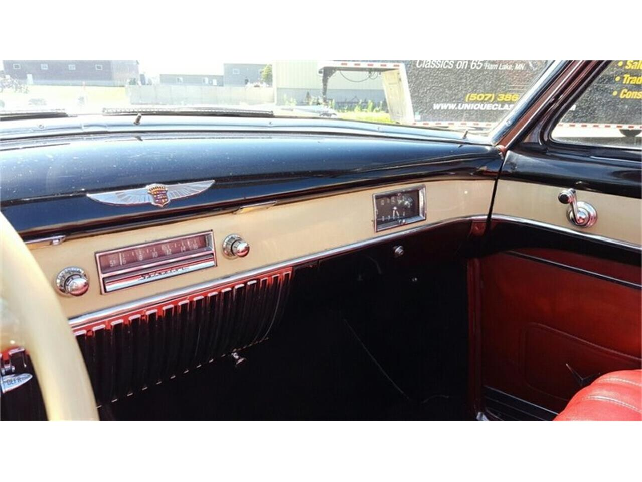 Large Picture of 1950 Cadillac Series 62    Convertible located in Mankato Minnesota - $59,900.00 - LCGB