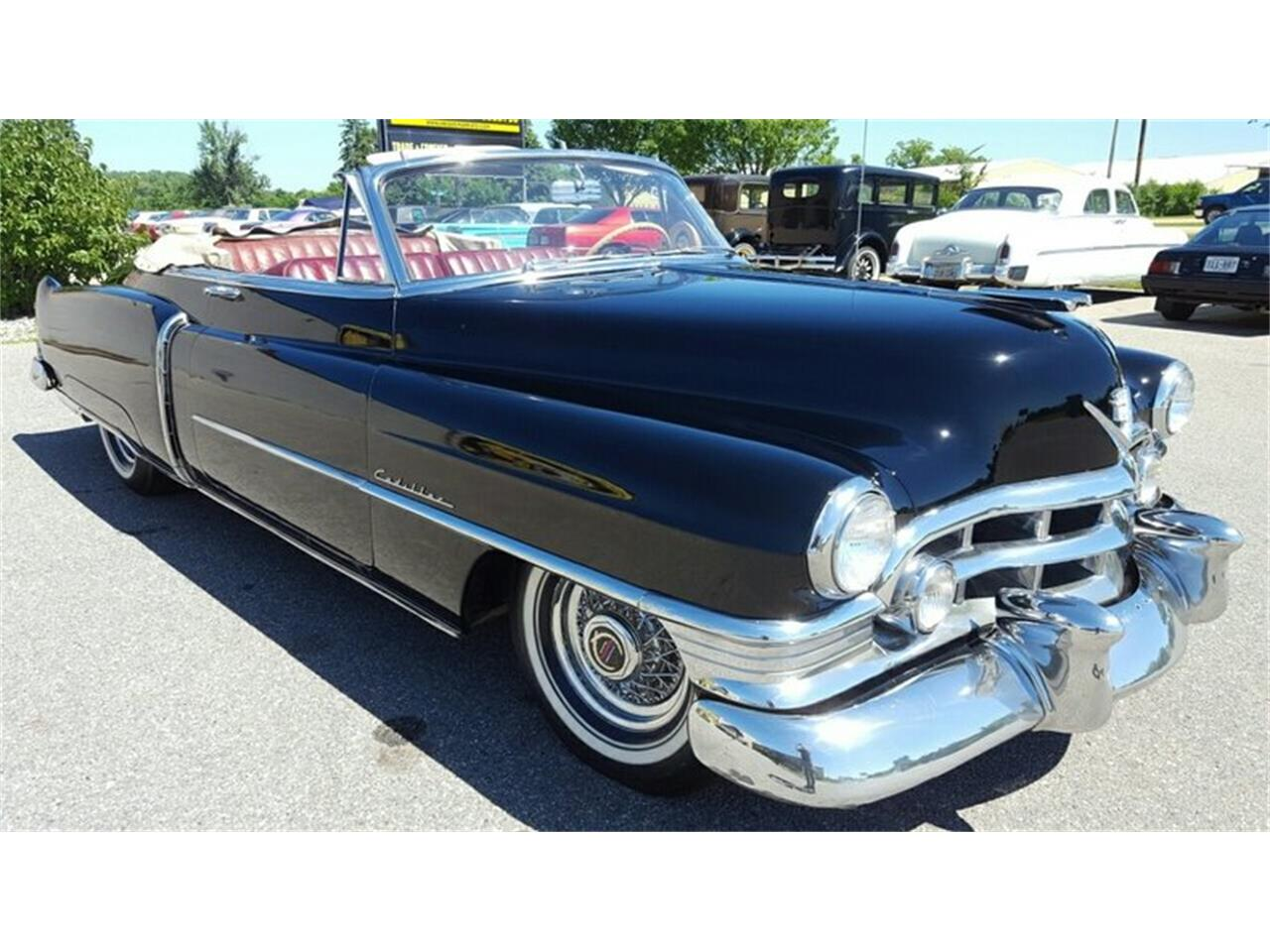 Large Picture of Classic 1950 Cadillac Series 62    Convertible located in Mankato Minnesota - $59,900.00 - LCGB