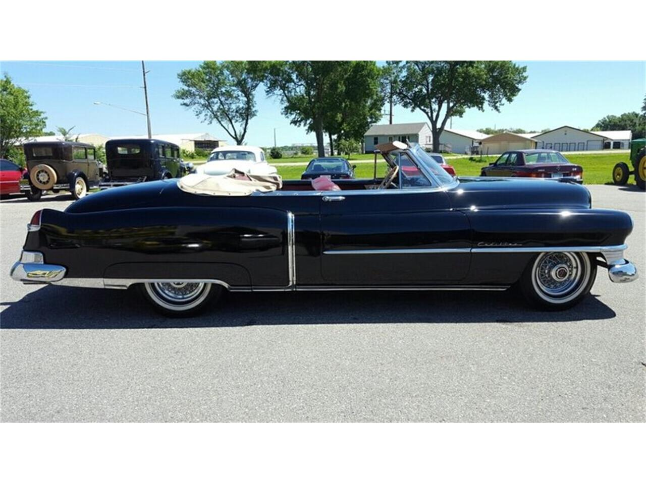 Large Picture of Classic 1950 Cadillac Series 62    Convertible located in Minnesota - $59,900.00 - LCGB