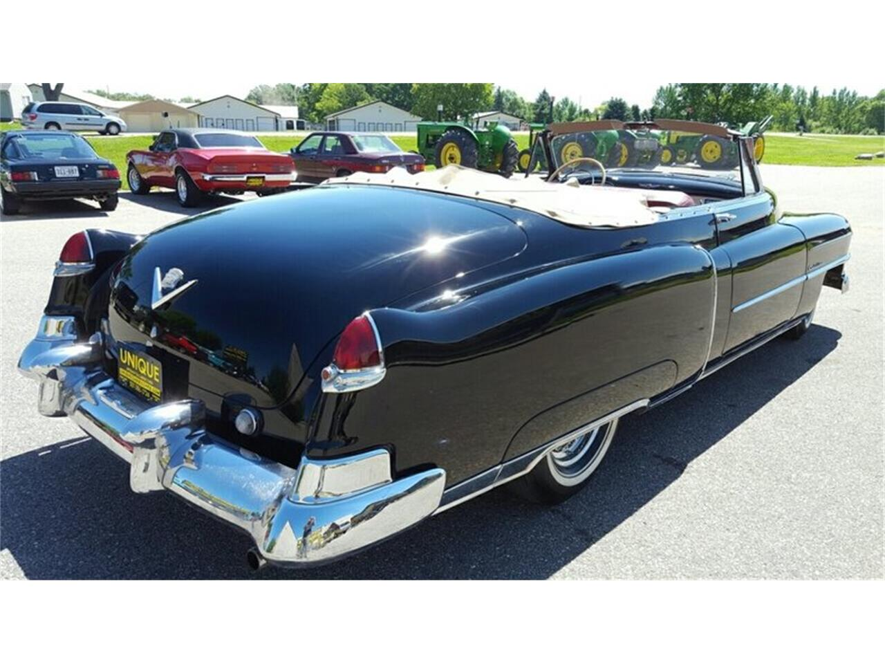 Large Picture of Classic '50 Series 62    Convertible located in Mankato Minnesota Offered by Unique Specialty And Classics - LCGB