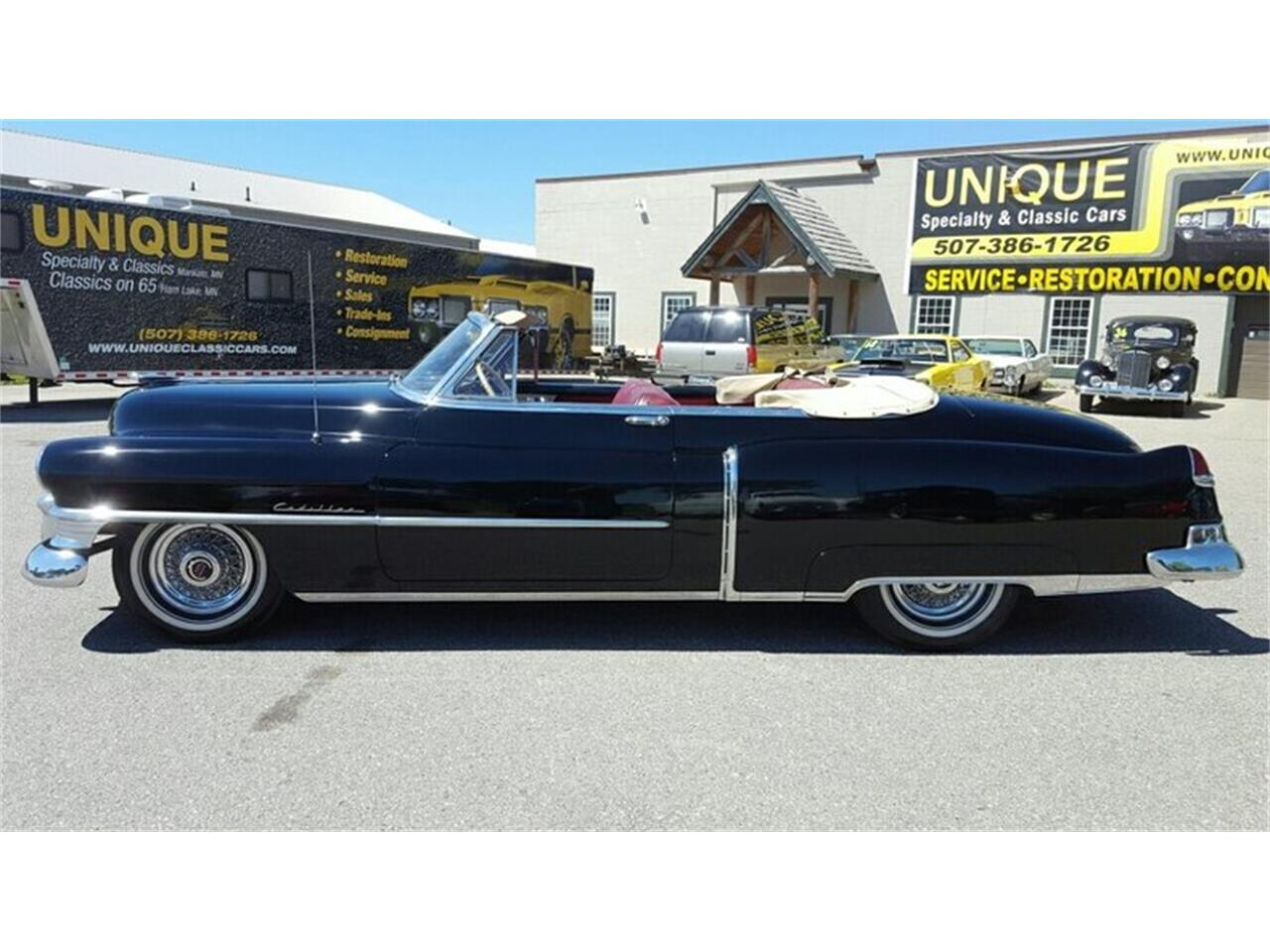 Large Picture of '50 Cadillac Series 62    Convertible located in Mankato Minnesota - $59,900.00 Offered by Unique Specialty And Classics - LCGB