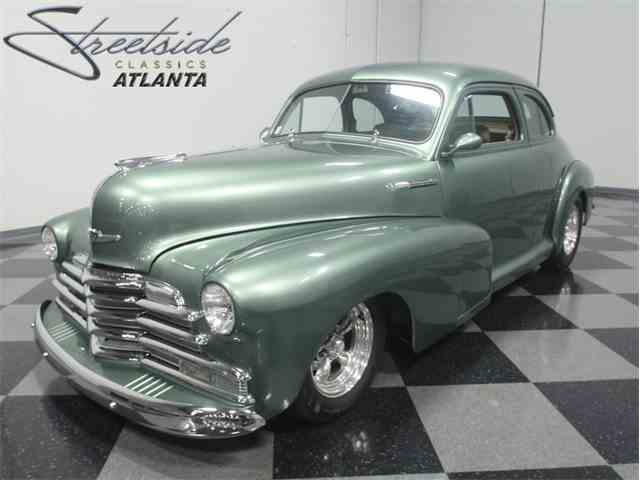 Picture of Classic 1947 Chevrolet Stylemaster located in Lithia Springs Georgia - $32,995.00 - LCGJ