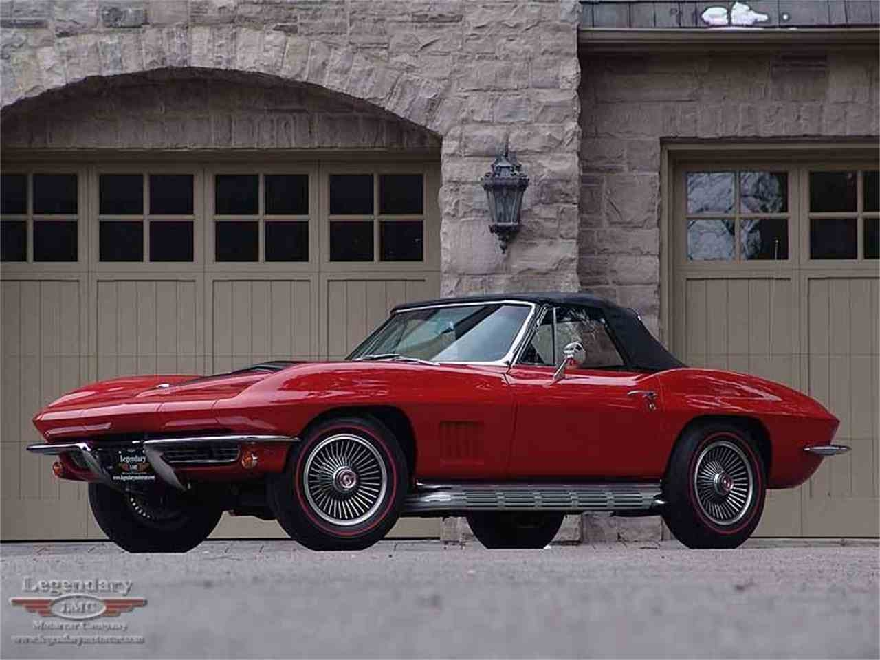Large Picture of '67 Corvette - LCGK