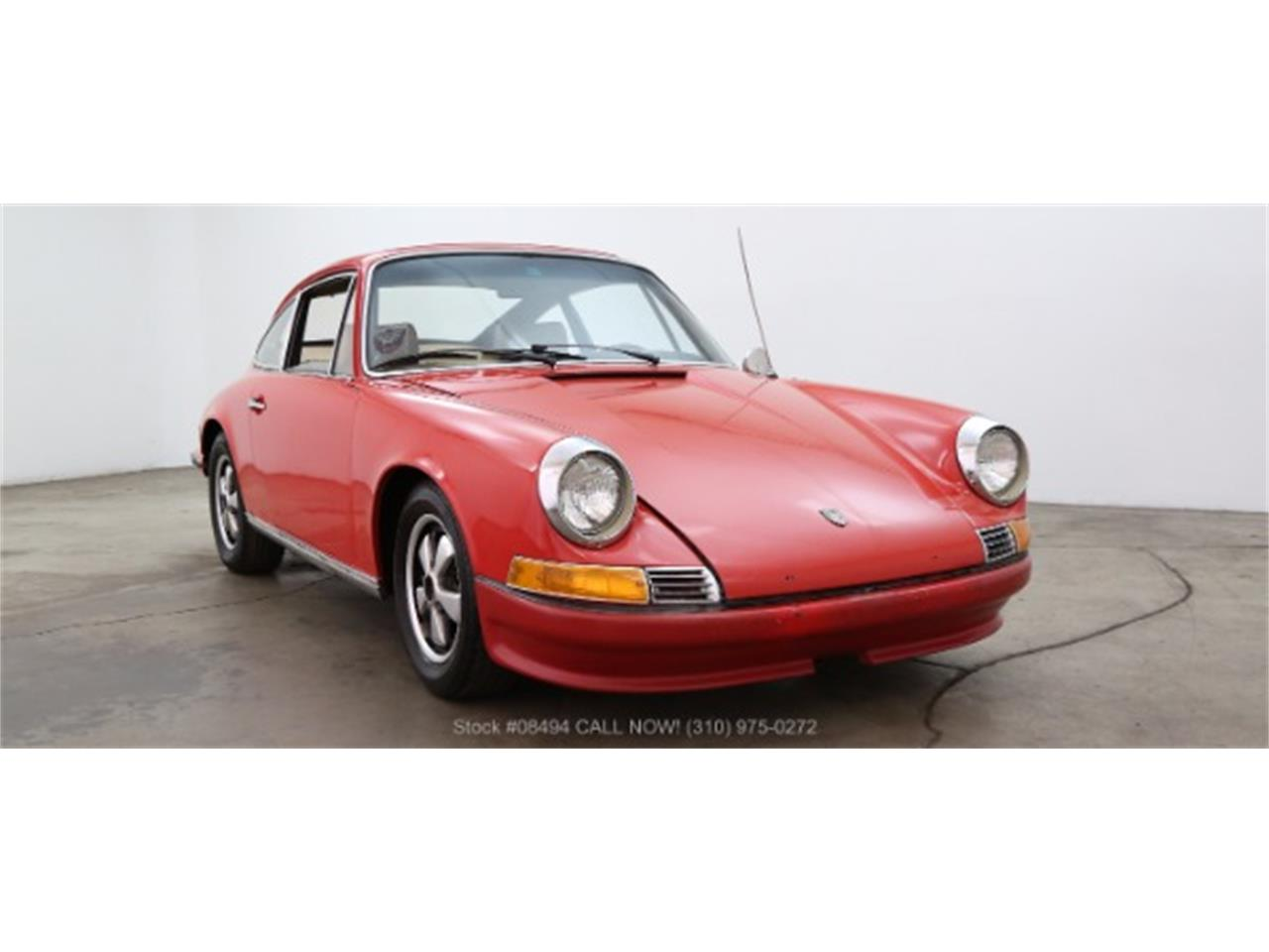 Large Picture of Classic '69 Porsche 911E located in California Offered by Beverly Hills Car Club - LCGT