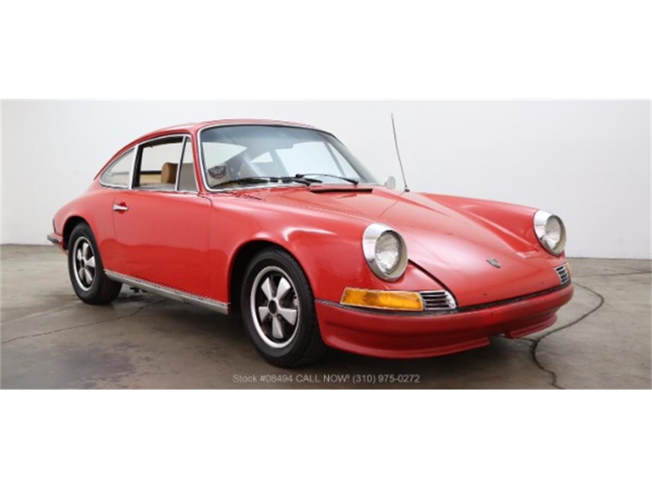 Large Picture of Classic 1969 Porsche 911E located in California Offered by Beverly Hills Car Club - LCGT