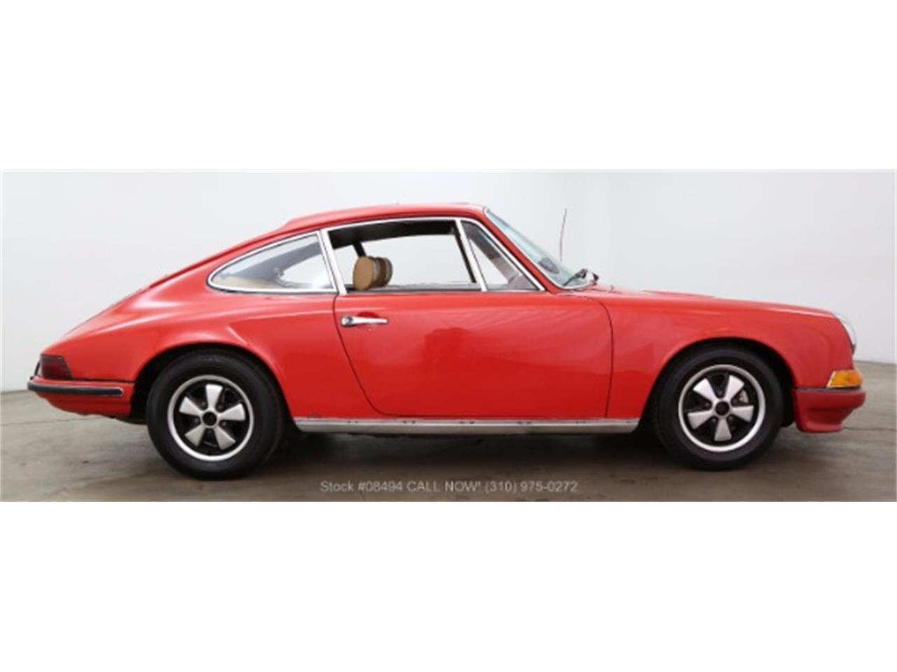 Large Picture of '69 Porsche 911E located in Beverly Hills California - $54,500.00 Offered by Beverly Hills Car Club - LCGT