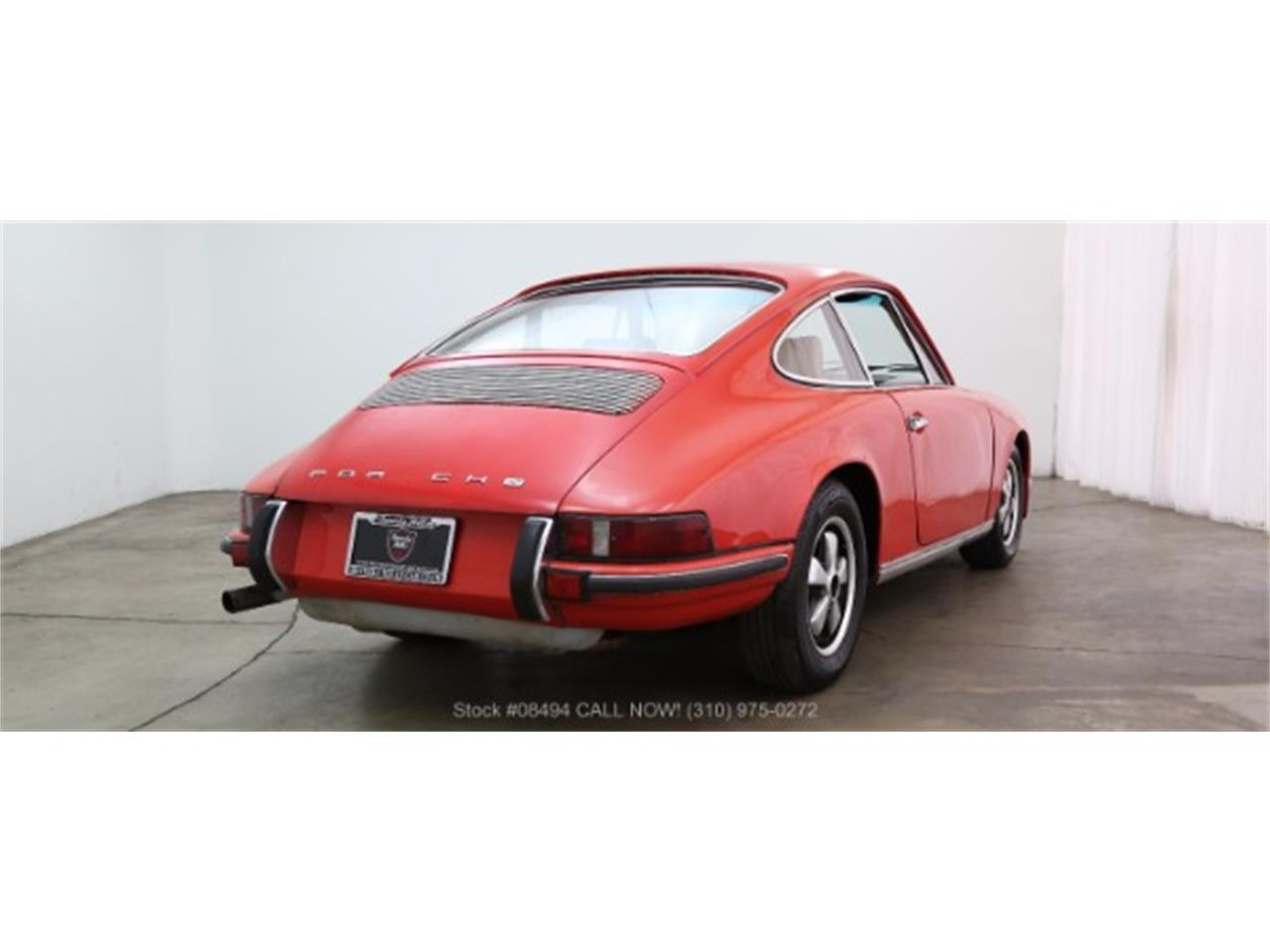 Large Picture of Classic '69 Porsche 911E located in Beverly Hills California Offered by Beverly Hills Car Club - LCGT