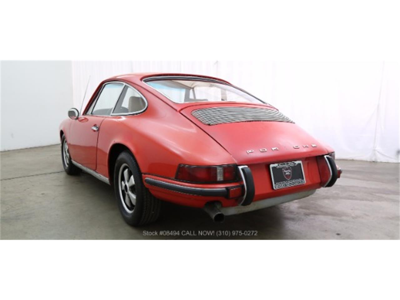 Large Picture of '69 Porsche 911E located in Beverly Hills California - $54,500.00 - LCGT