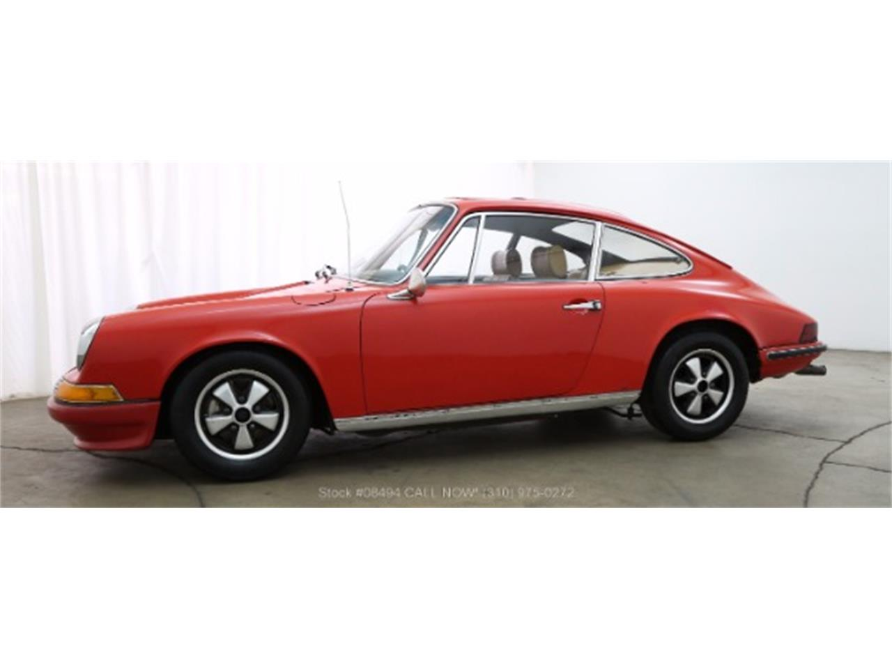 Large Picture of Classic 1969 Porsche 911E located in Beverly Hills California - $54,500.00 Offered by Beverly Hills Car Club - LCGT
