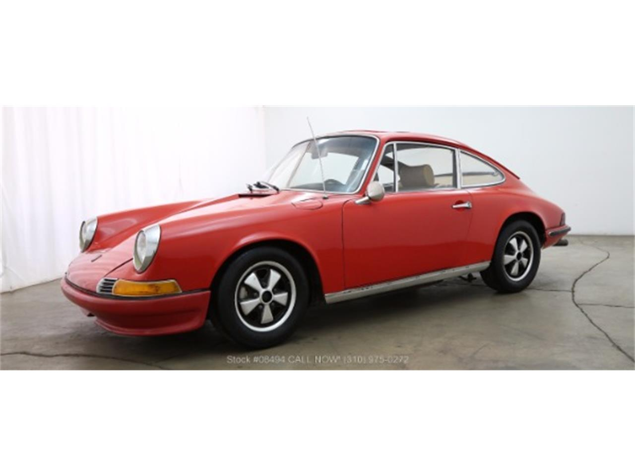 Large Picture of Classic '69 911E located in California - $54,500.00 Offered by Beverly Hills Car Club - LCGT