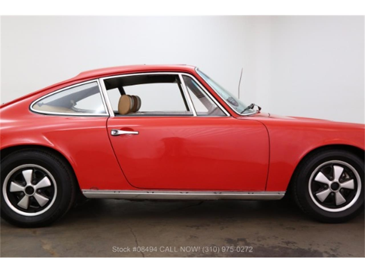 Large Picture of Classic '69 Porsche 911E located in Beverly Hills California - $54,500.00 - LCGT