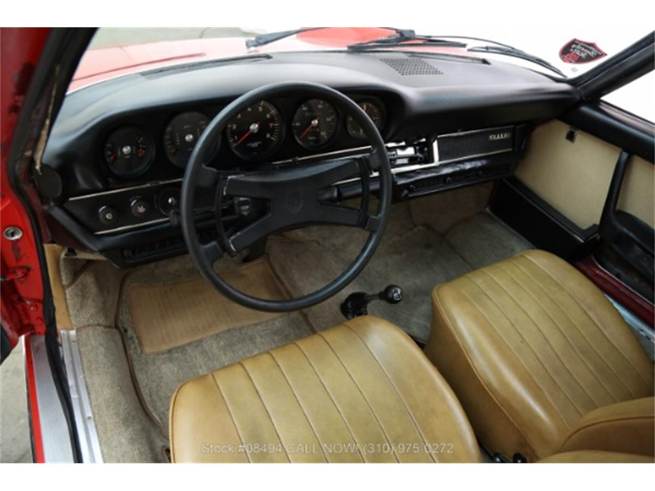 Large Picture of '69 Porsche 911E located in Beverly Hills California Offered by Beverly Hills Car Club - LCGT