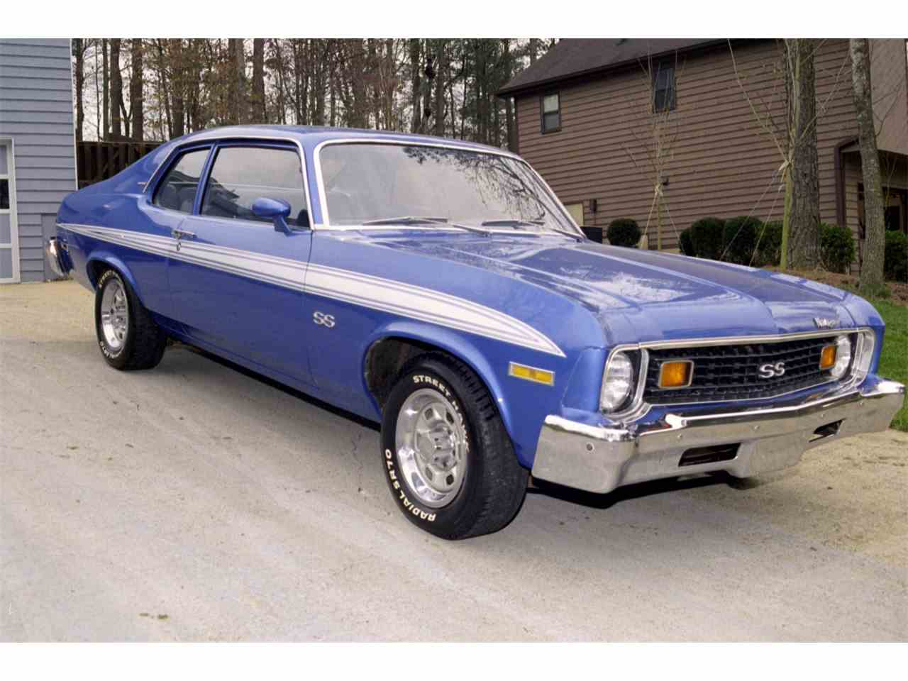 Large Picture of '73 Nova SS  - LCH6