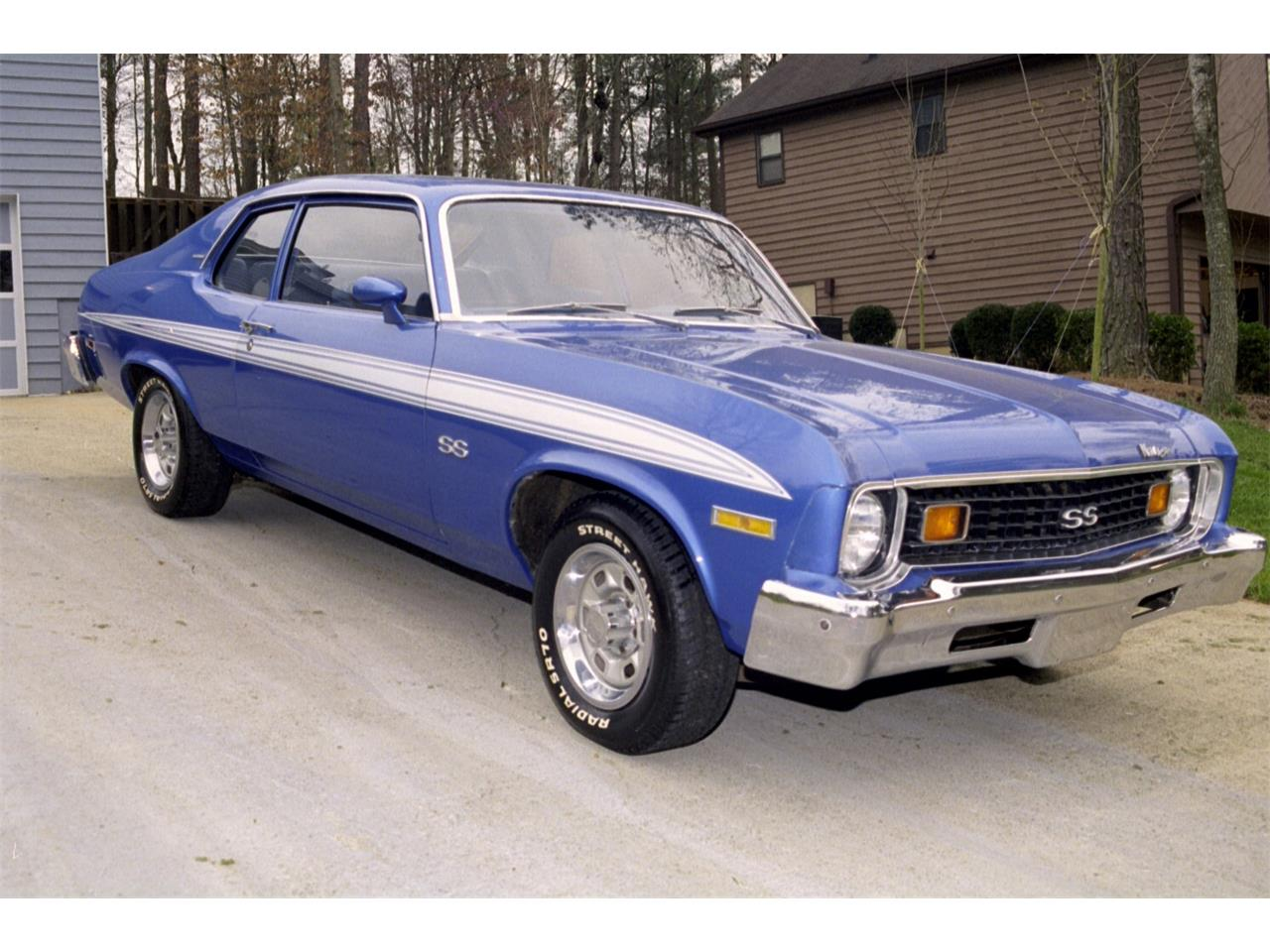 Large Picture of '73 Chevrolet Nova SS  located in Georgia - $17,000.00 - LCH6