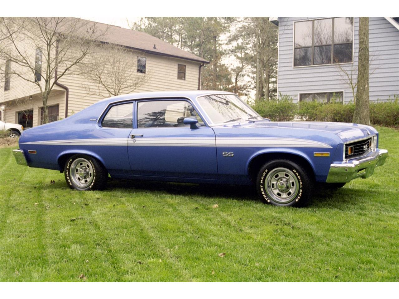 Large Picture of '73 Chevrolet Nova SS  located in Roswell Georgia - $17,000.00 Offered by a Private Seller - LCH6